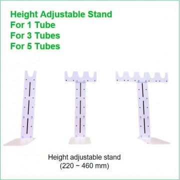 Height Adjustable LED Light Stand