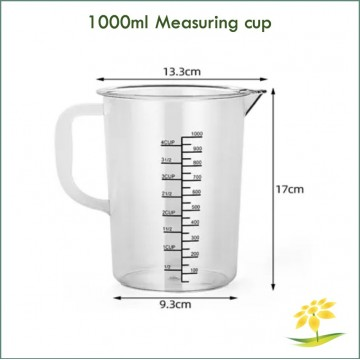 1000ml measuring cup