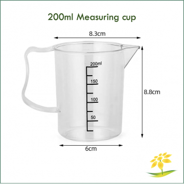 200ml measuring cup