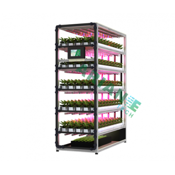 SMARTAGRO High-Tech Grower Unit for Urban vertical city Farm &Indoor Plant Factory