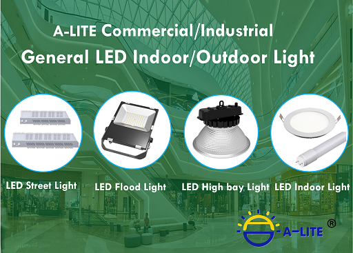 INDUSTRIAL  INDOOR / OUTDOOR LIGHTING