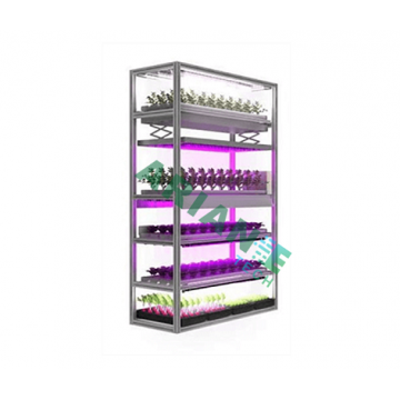SMARTAGRO Multi-Function Indoor Cultivation Rack, Layer-Customizable Grower Agritech 4.0