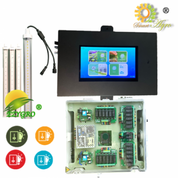 SMARTAGRO LED Light Control System, Channel-Customizable  Agritech 4.0
